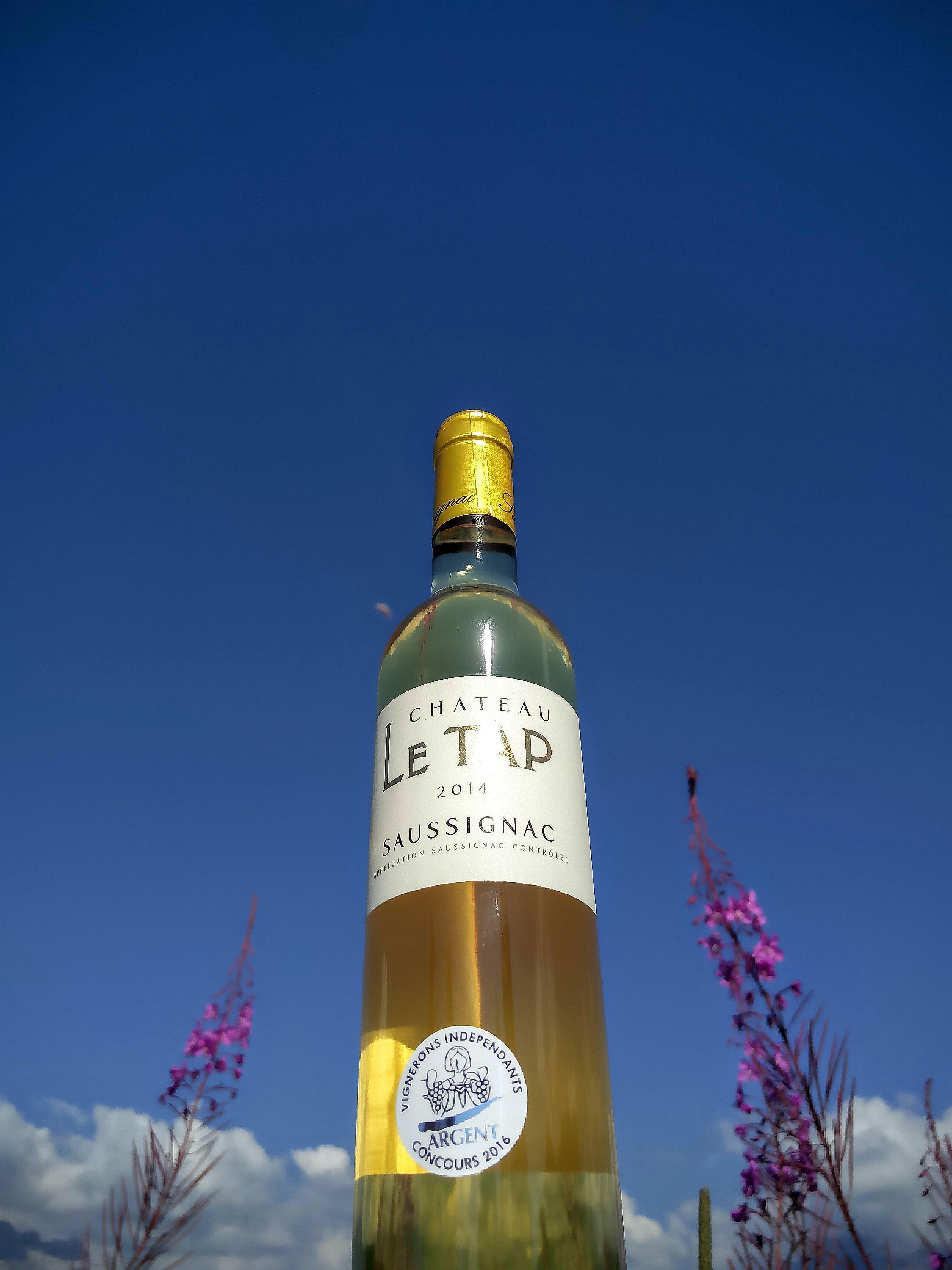 bouteille saussignac liquoreux